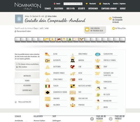 nomination.com - Composable Bracelet