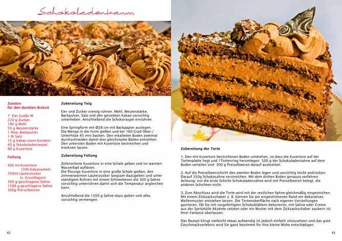 Torten Backbuch Der Tortenmeisterin Ria Springhorn Hamburg040 Com