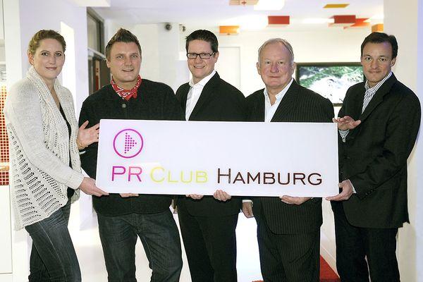 Simone Hopf, Stefan Keuchel, Torsten Panzer, Uwe Jens Neumann, Martin Schleinhege