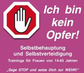 Selbstverteidigung für Frauen in Hamburg