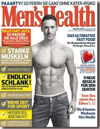 Men's Health 2/2013