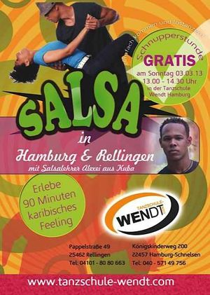 Salsa in Hamburg