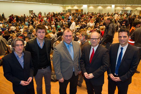 Daniel King, Jan Pohl, Bjöšrn Lengwenus, Ties Rabe , Carsten Hšöltkemeyer