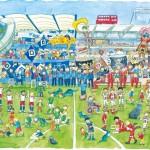 Hamburg: HSV und St. Pauli