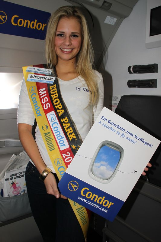 Miss Condor Caroline Noeding