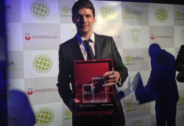 Oliver Koch, CEO und Co-Founder von QTom