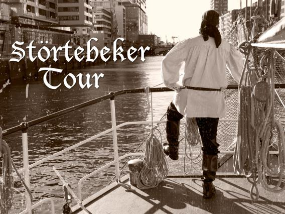 Störtebeker-Tour in Hamburg