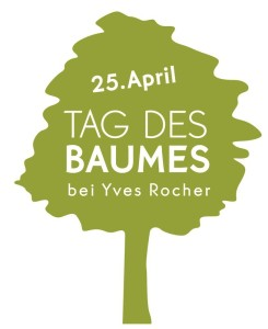 Tag des Baumes, 25. April 2013 bei Yves Rocher