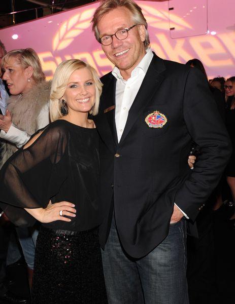Jennifer Knäble und Torsten Sieckmann