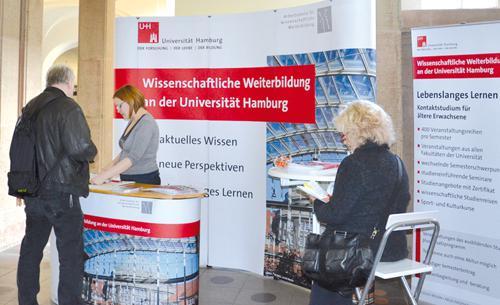 Universität Hamburg: Beratungstage für ältere Erwachsene