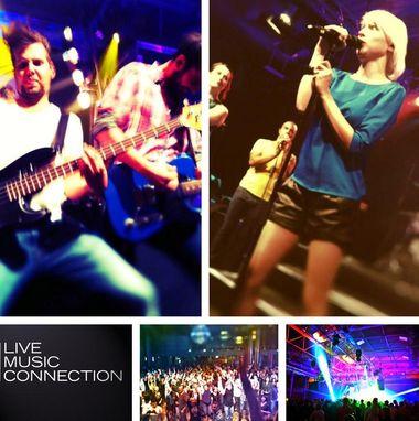 Live Music Connection Hamburg