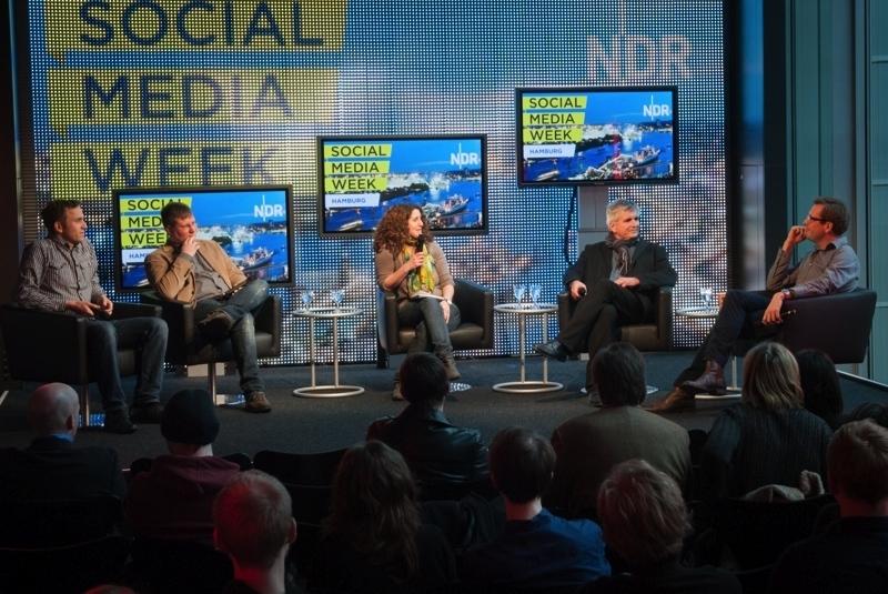 Panel 'Social TV - Was heißt das jetzt fŸür den Zuschauer?'