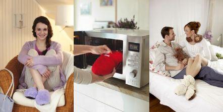 Warmies Hausschuhe