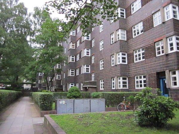 Wohnblock in Hamburg