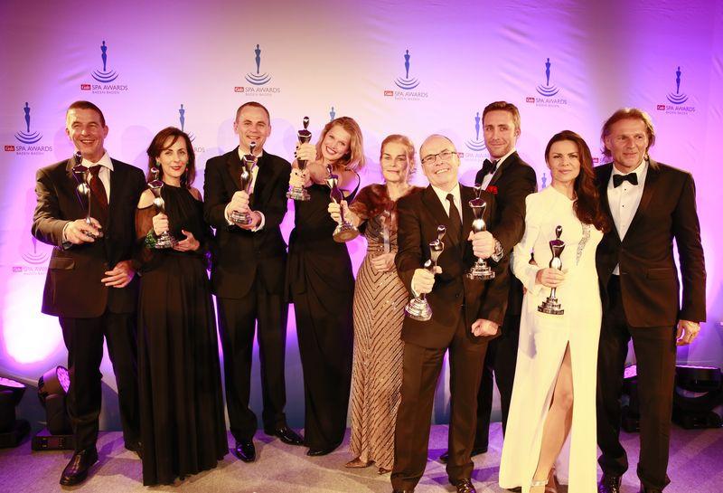 Gala Spa Awards 2013