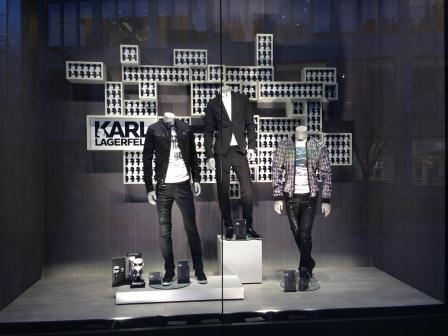 Karl Lagerfeld für Wormland