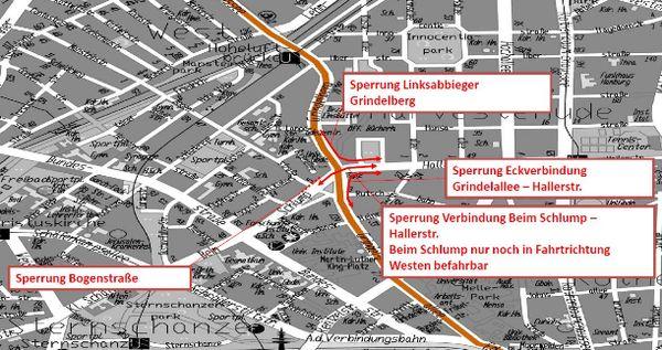 Bauphase II und III bis Ende Juli 2013