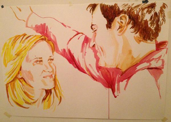 Reese Witherspoon und Joaquin Phoenix