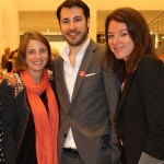 Nina Michahelles (Colgate Palmolive), Jonas Wolf (Director Brand Solutions GALA) und Anika Richter (Colgate Palmolive)