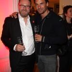 Christian Krug (GALA-Chefredakteur) und Stephan Luca