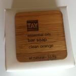 Tay Skincare - Essential Oils Bar Soap Clean Orange