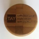 Tay Skincare - Safflower Seed Night Cream mit Jojoba