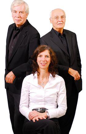Reinhild Fürstenberg, Werner Fürstenberg und Prof. Dr. Horst W. Opaschowski