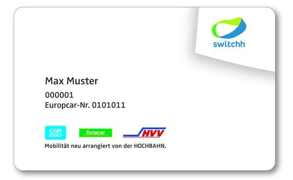 switchh Kundenkarte