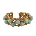 Private Suite Bangle, turquoise