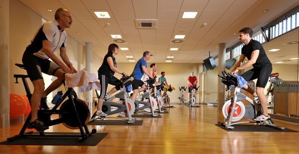Spinning im Resort Mark Brandenburg