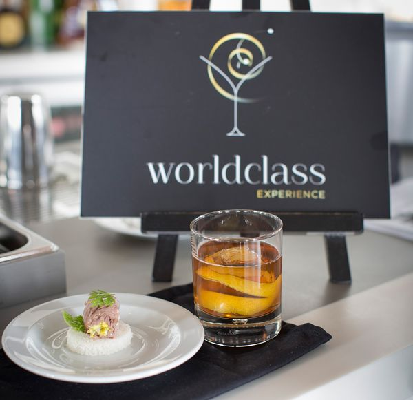 Diageo Reserve World Class