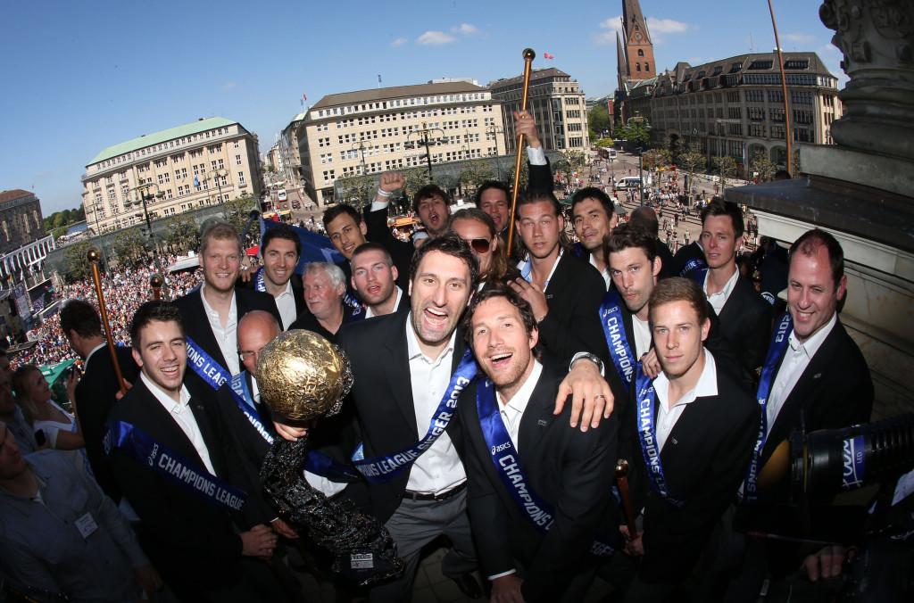 HSV Handball Champions League Sieger