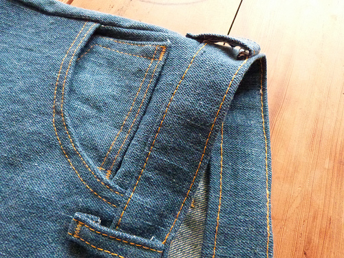 Jeans – voll im Trend
