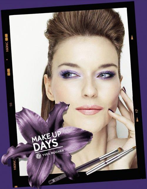 Make-up-Days bei Yves Rocher