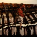 Ausstellung Rolf Stieger, Malerei