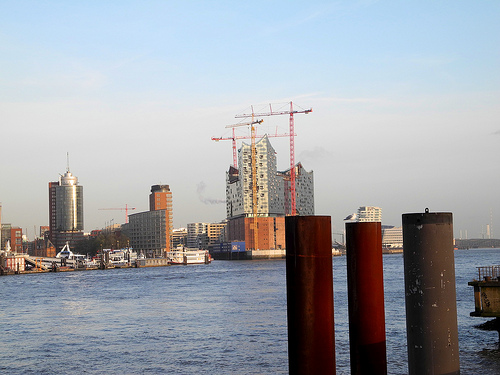 Hamburg - Heimat von 170.000 Unternehmen
