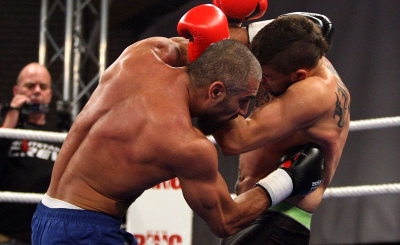Ashkan Gohar vs. Mohammed El Mir