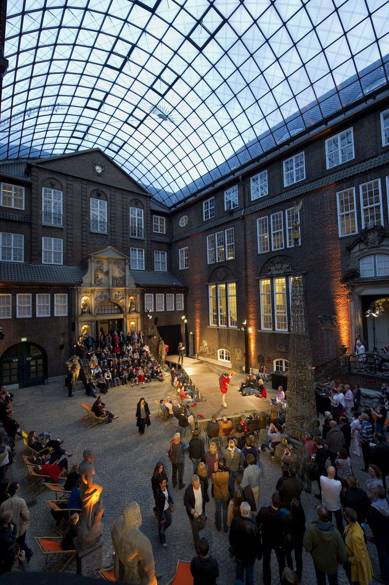 Lange Nacht der Museen in Hamburg