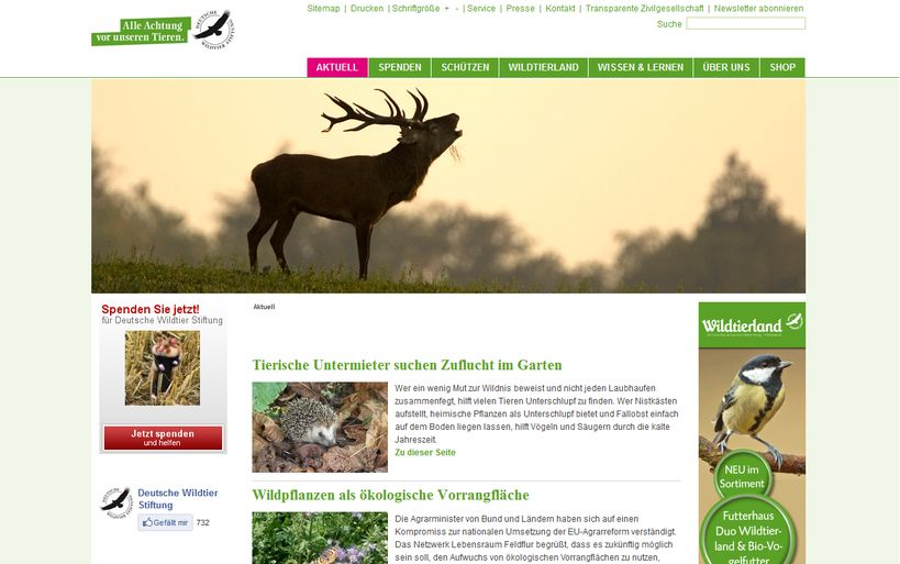 Deutsche Wildtierstiftung