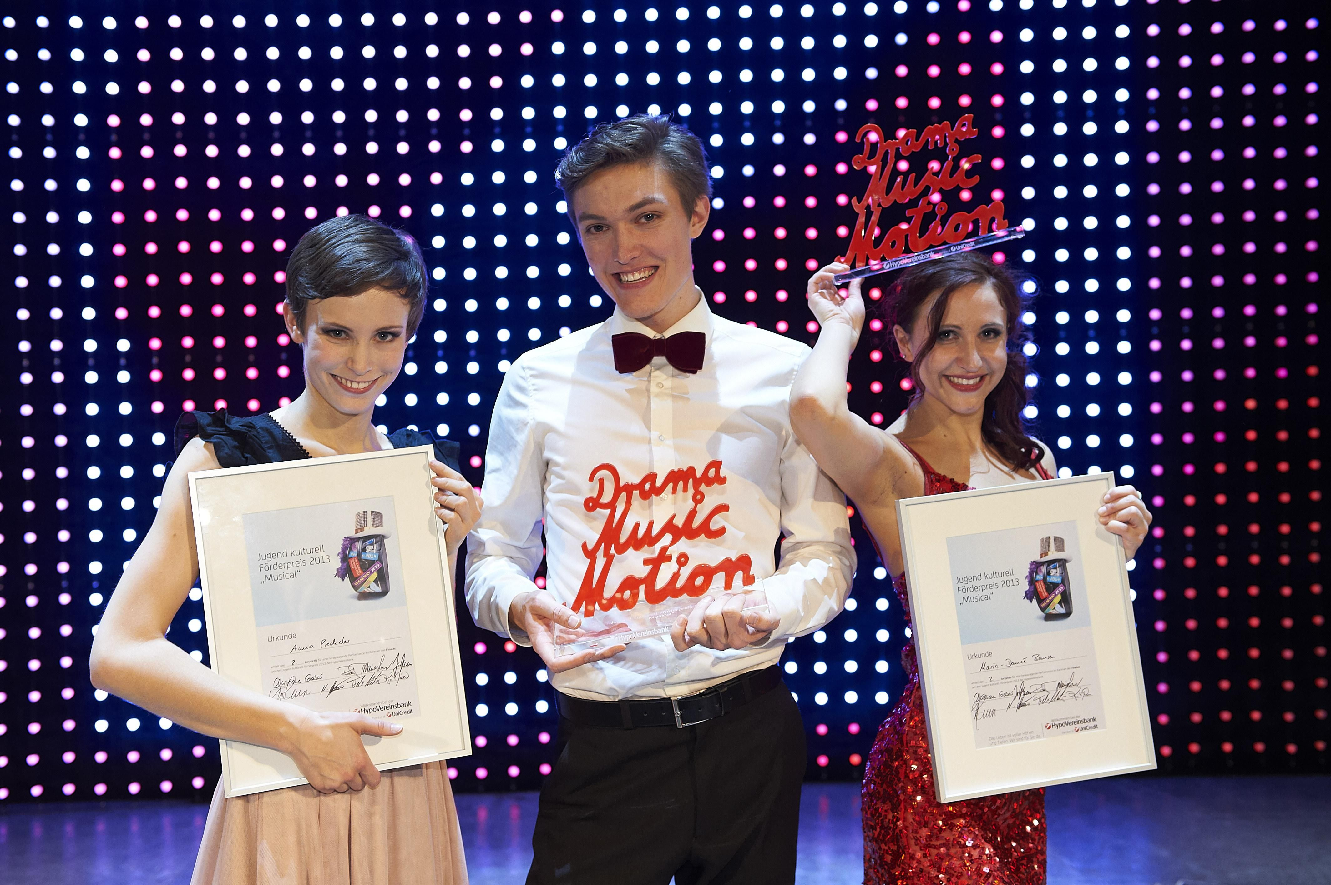 Jugend kulturell Förderpreis 2014