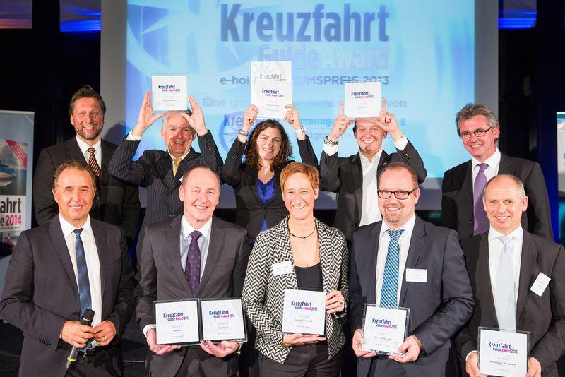 Kreuzfahrt Guide Awards 2013