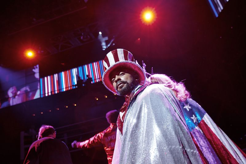 Musical-Star Terence Archie: Apollo Creed