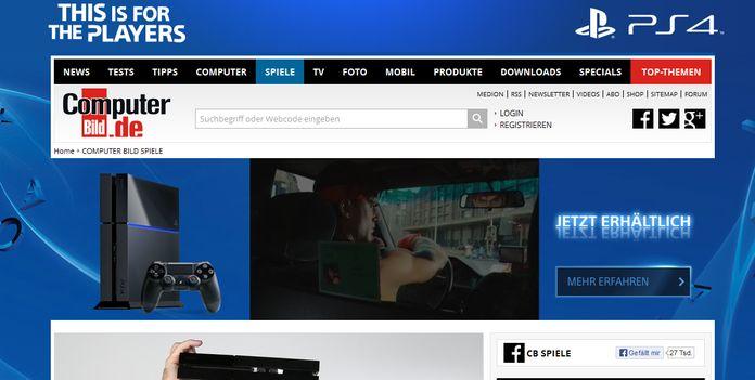 Die PS4 ist das NonplusUltra für alle Gamer