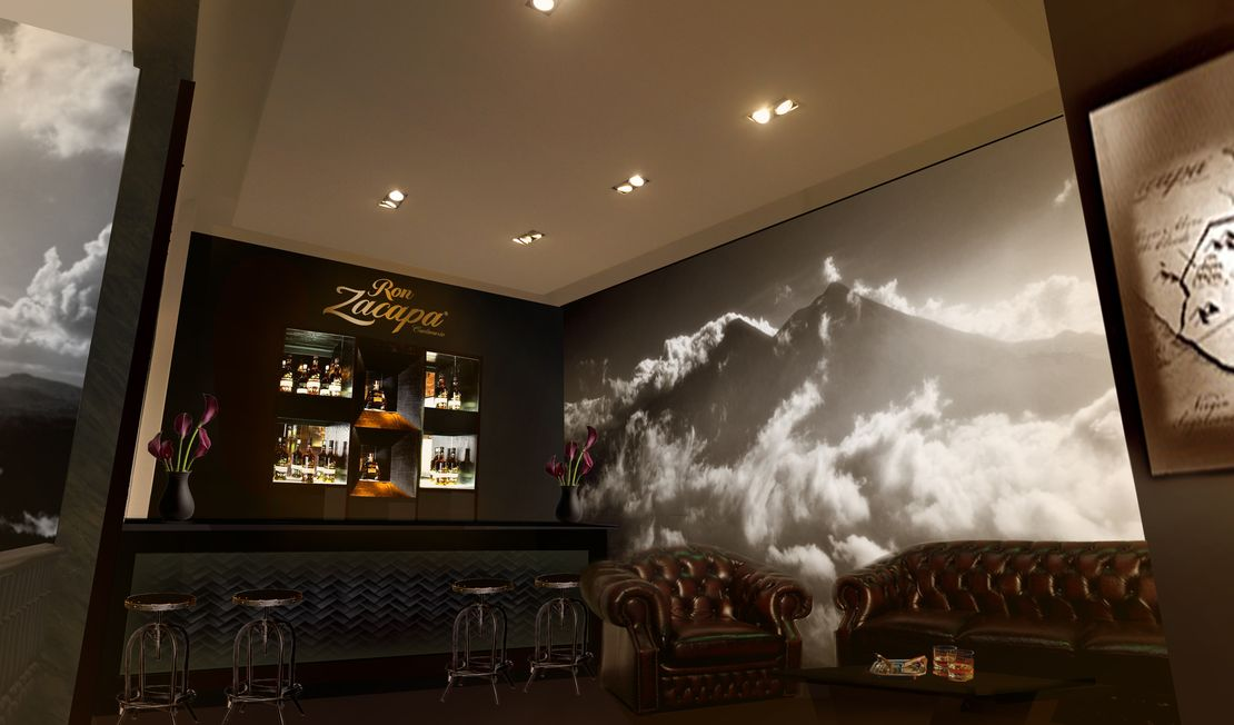 Zacapa Room HH Tasting Bar