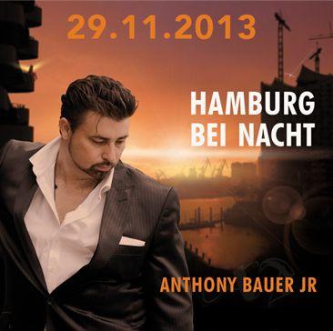 """Anthony Bauer Jr. - """"Hamburg bei Nacht"""""""