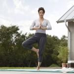 Fuß-Yoga