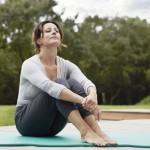 Fuß-Yoga - Entspannung