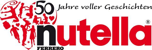 50 Jahre nutella®: In einer weltweiten Kampagne feiert die Nuss-Nugat-Creme ihre Fans