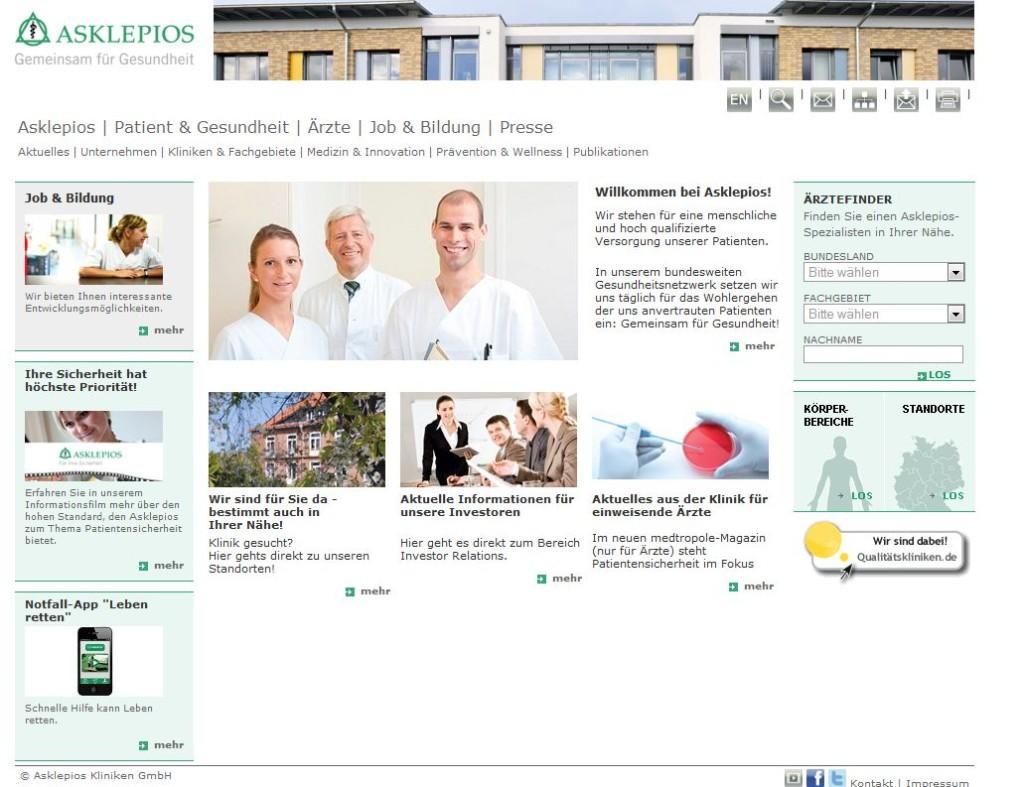 """Kooperation des Bildungszentrums für Gesundheitsberufe (BZG) von Asklepios in Hamburg und der """"hochschule 21"""" in Buxtehude"""