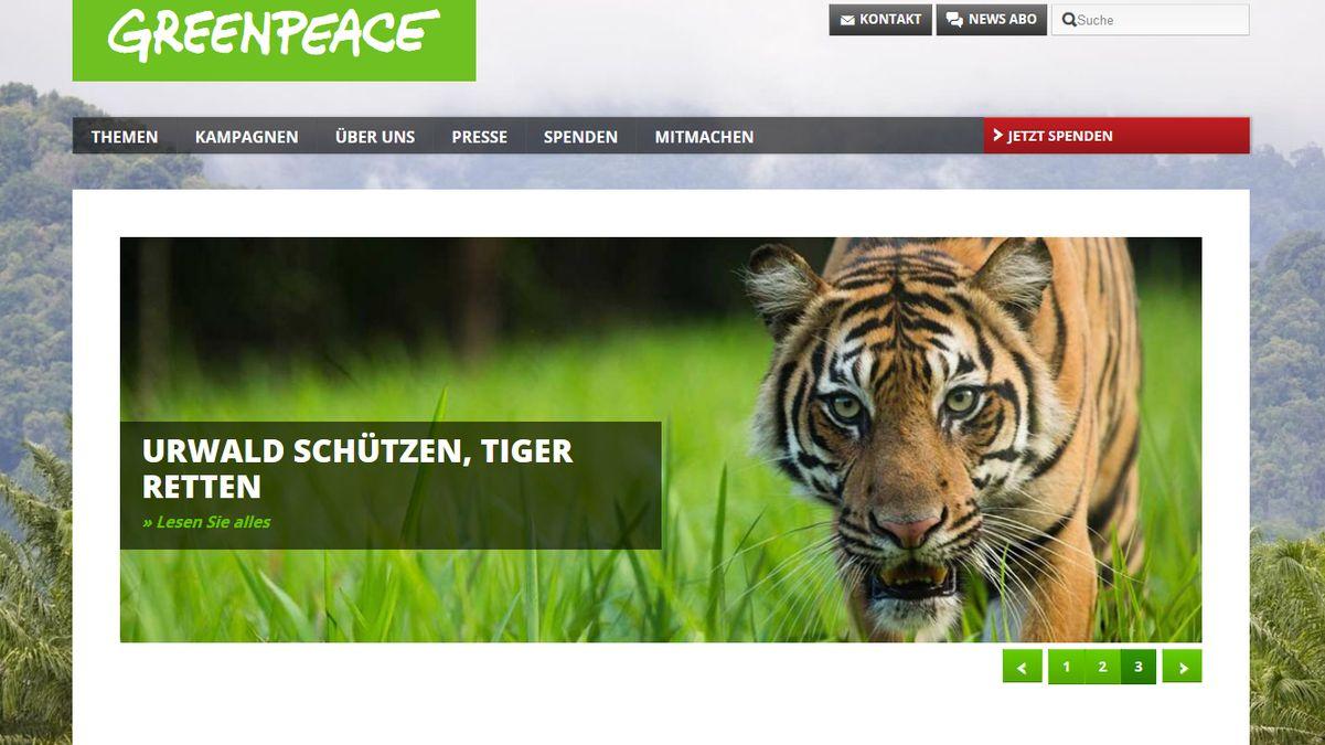 Greenpeace Palmöl